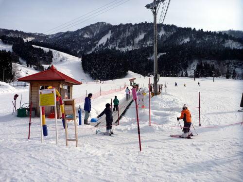場 あわす の スキー